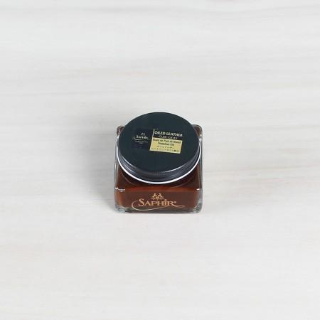 Saphir Médaille d'Or Oiled Leather crème