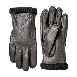 Hestra handschoenen Primaloft Rib - Zwart