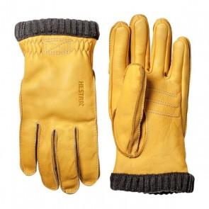 Hestra handschoenen Primaloft Rib - Hestra geel