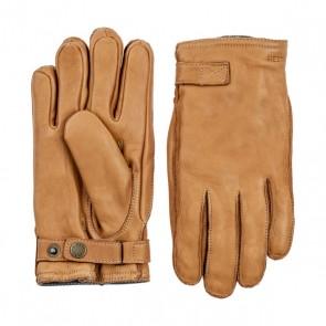 Hestra handschoenen Deerskin Terry - Cork