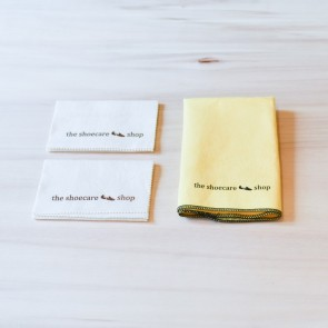 SCS poets- en insmeerdoeken - Set van 3