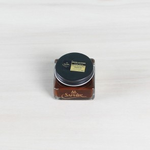 Saphir Crème oiled leather cream
