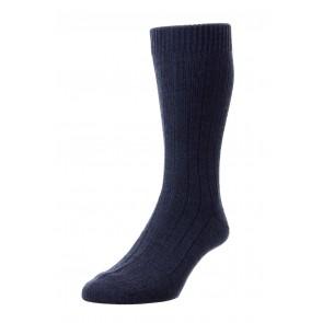 Pantherella sokken - Charcoal