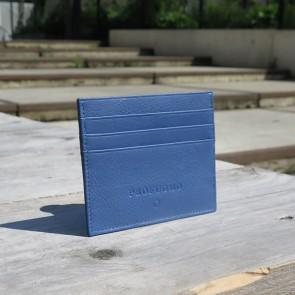 Luxe pashouder van Profuomo - Blauw