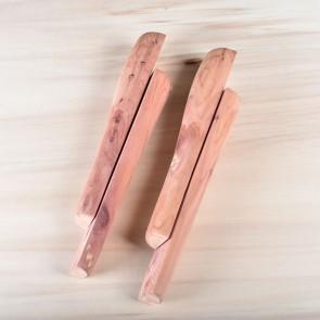 Cederhouten laarzenspanners