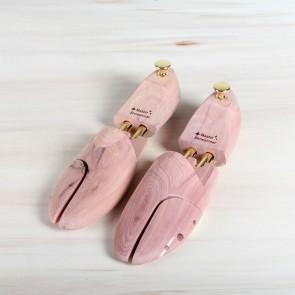 Gepersonaliseerde cederhouten schoenspanners