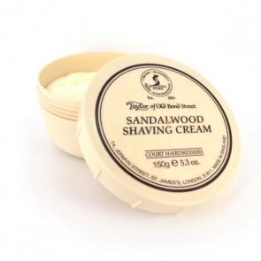 Scheercrème Sandalwood
