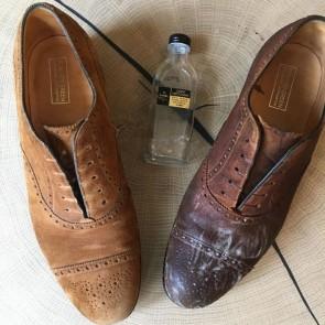 Schoenpoetsservice - ShoeCare-Shop Suède