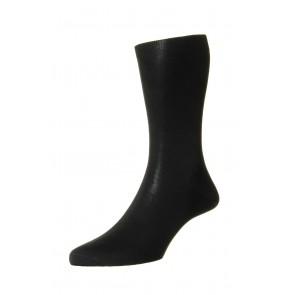 Pantherella sokken - Zwart