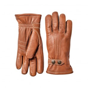 Hestra handschoenen Tällberg - Chestnut
